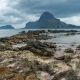 Rocky Reef On The Bay Of El Nido. Palawan Island, Philippines - VideoHive Item for Sale