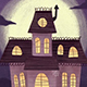 Halloween Haunted House - VideoHive Item for Sale