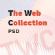 The Web Collection-Landing/One Page Multipurpose PSD Template - ThemeForest Item for Sale