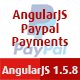 AngularJS Paypal Payments - CodeCanyon Item for Sale