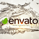 Clear Splash Logo - VideoHive Item for Sale
