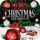 Merry Christmas Party Flyer Temaplate - GraphicRiver Item for Sale