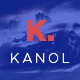 Ap Kanol - eCommerce PSD Template Nulled