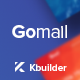 Gomail - 17 Email Templates Set + Kbuilder 1.2 - ThemeForest Item for Sale