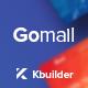 Gomail - 17 Email Templates Set + Kbuilder 1.2 - ThemeForest Item for Sale