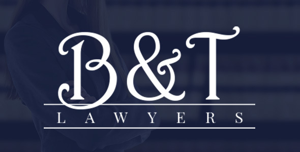 B&T Lawyers – Professionals Template