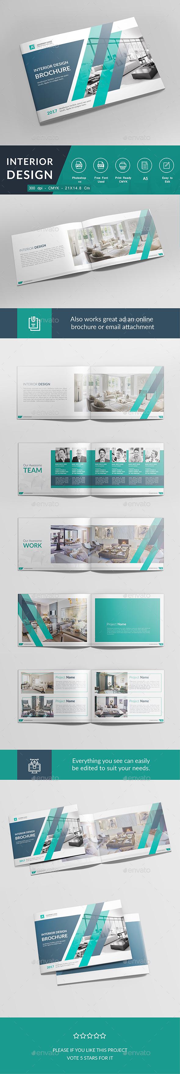Interior Design - Corporate Brochures