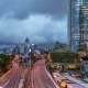 The Central Business District Of Hong Kong With The IFC Tower.   - August 2016, Hong Kong - VideoHive Item for Sale