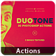 30 Duotone - Photoshop Actions - GraphicRiver Item for Sale