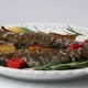 Delicious Trout Fish Baked With Lemon, Tomatoes And Spices - VideoHive Item for Sale