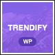 Trendify - Fashion eCommerce WordPress Theme Nulled