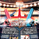Basketball Gametime - Tournament Flyer Template - GraphicRiver Item for Sale