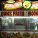 Carnival Corn Dog Stand At Night - VideoHive Item for Sale
