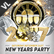 New Year's Eve Party V04 - GraphicRiver Item for Sale