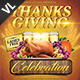 Thanksgiving Celebration V01 - GraphicRiver Item for Sale