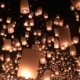 Yee Peng, Festival of Lights and Illuminated  Flying Lanterns - VideoHive Item for Sale