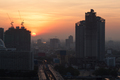 Morning coming to Bangkok city, Thailand - PhotoDune Item for Sale