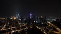 Night illuminated Kuala Lumpur, Malaysia - PhotoDune Item for Sale