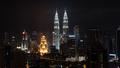 Night in Kuala Lumpur, Malaysia - PhotoDune Item for Sale