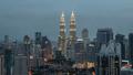 Evening in Kuala Lumpur, Malaysia - PhotoDune Item for Sale