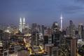 Night at Kuala Lumpur, Malaysia - PhotoDune Item for Sale