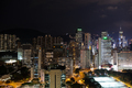 Night illuminated Hong Kong - PhotoDune Item for Sale