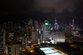 Panorama of Hong Kong at night - PhotoDune Item for Sale