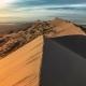 Sand Dune In Desert National Park Altyn-Emel, Kazakhstan - VideoHive Item for Sale