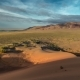 Panorama Of Colorful Dune Mountains At Altyn-Emel National Park - VideoHive Item for Sale