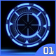 HiTech HUD Circle Target-Radar #01 - VideoHive Item for Sale