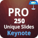 Pro Multipurpose Keynote Presentation Template - GraphicRiver Item for Sale