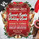 Secret Santa Holiday Bash V01 - GraphicRiver Item for Sale