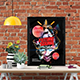 Poster Frame Mockup - GraphicRiver Item for Sale