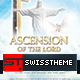 Ascension of the Lord Flyer 2017 - GraphicRiver Item for Sale