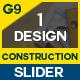 Construction And Developer Business Slider - GraphicRiver Item for Sale