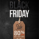 Black Friday Sale Flyer Template - GraphicRiver Item for Sale