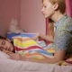 Mother Puts Daughter To Bed - VideoHive Item for Sale
