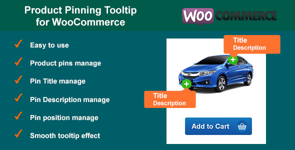 Product Pinning Tooltip for WooCommerce - CodeCanyon Item for Sale