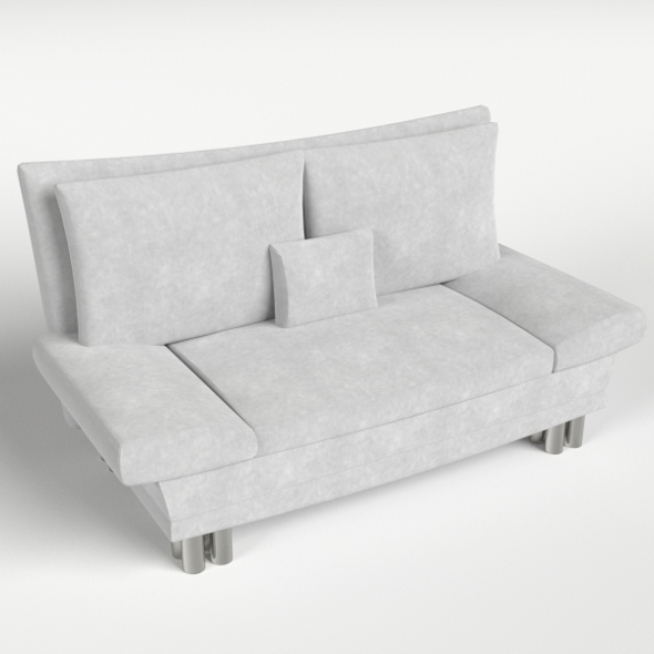 Couch Sofa 6 - 3DOcean Item for Sale