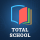 Total School - Primary, Secondary & High School Education WordPress Theme Nulled