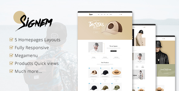 Image of Ap Signme Shopify Theme