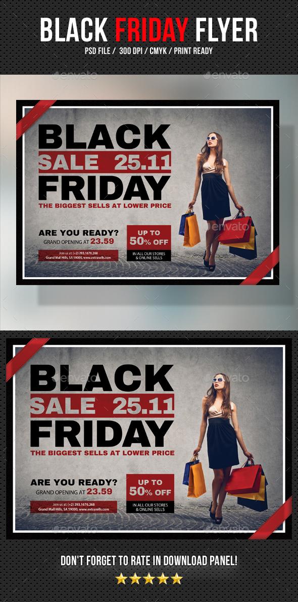 Black Friday Flyer V04