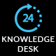 Knowledge Desk - Responsive Knowledgebase HTML5 Template - ThemeForest Item for Sale