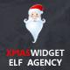 Xmas Widget - Elf Agency