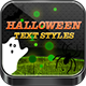 Halloween Styles v2 - GraphicRiver Item for Sale