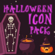 Halloween Icon Pack - VideoHive Item for Sale