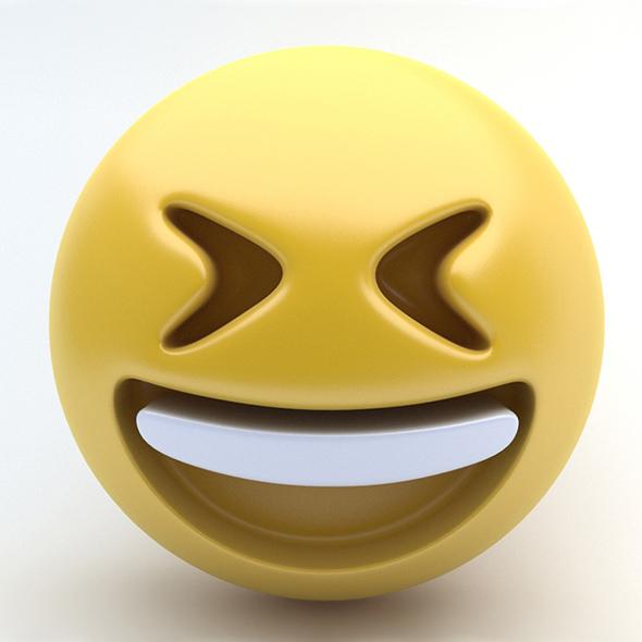 EMOJI LOL - 3DOcean Item for Sale