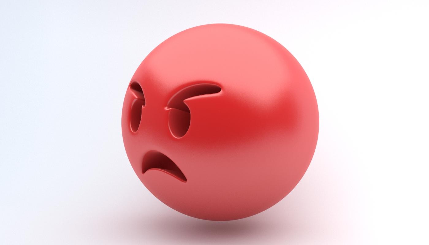 Emoji RAGE