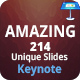 Amazing Keynote Presentation Template - GraphicRiver Item for Sale