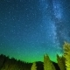 Milky Way With Stars In The Mountains Kazakhstan - VideoHive Item for Sale